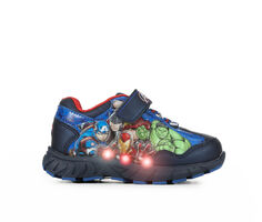 Boys' Marvel Toddler & Little Kid Avengers 8 Light-Up Shoes