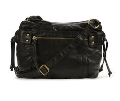 Bueno Of California Large Washed Crossbody