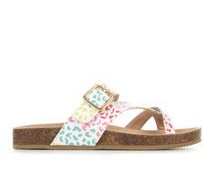 Girls' Makalu Little Kid & Big Kid Macie Footbed Sandals