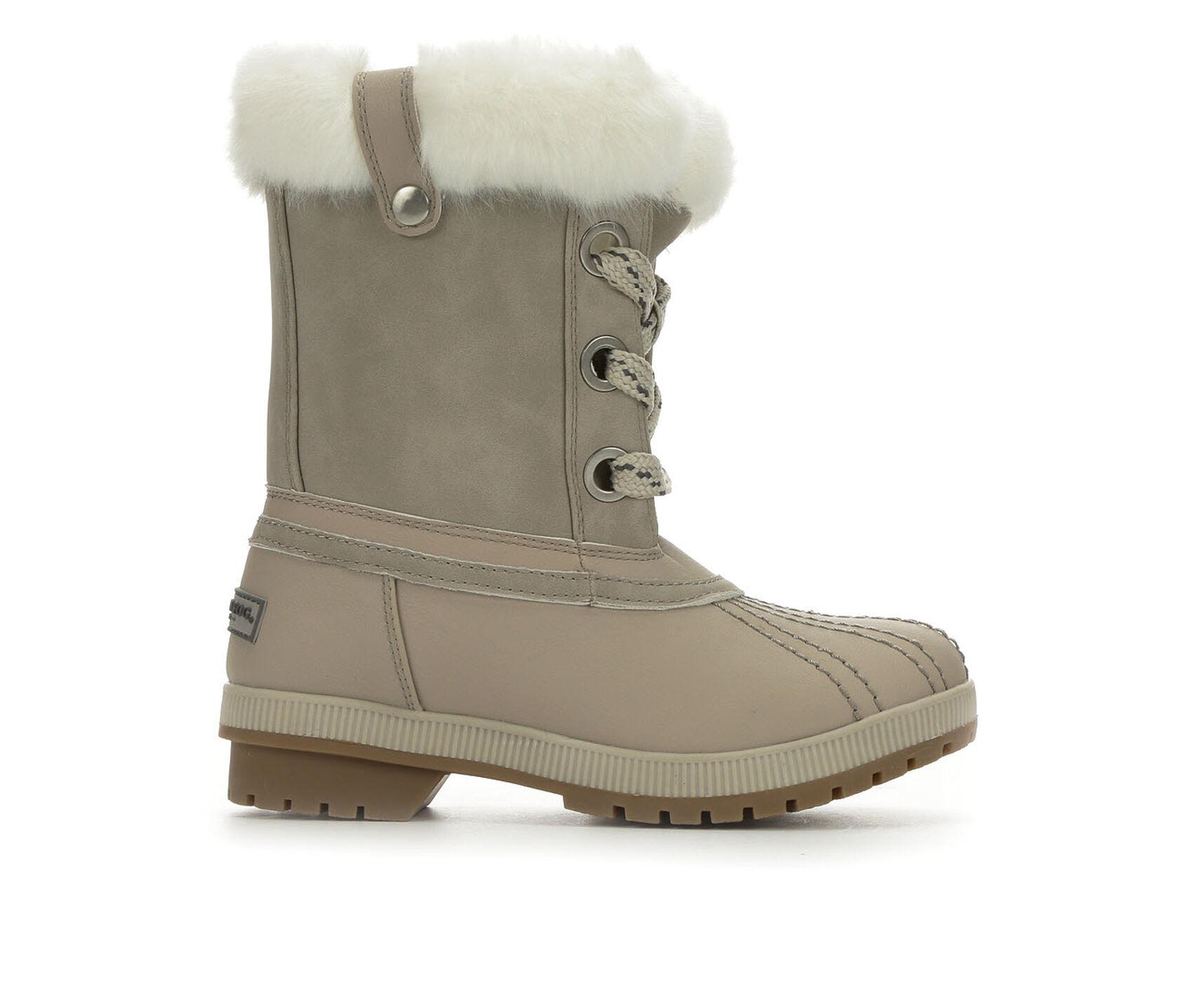 London Fog Women's Milly Duck Boots