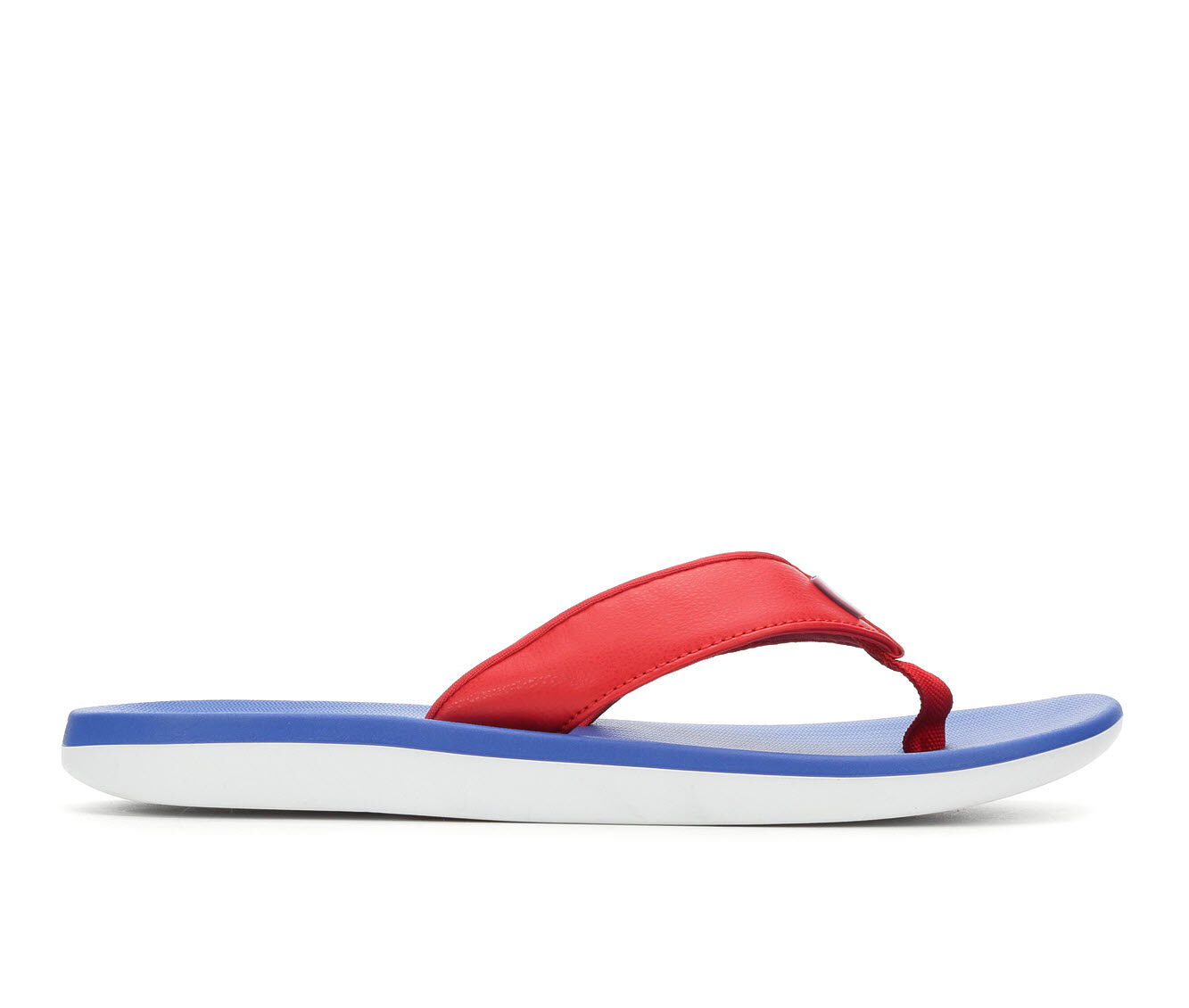 Men's Nike Kepa Kai Flip-Flops Red/RoylBlu/Wht