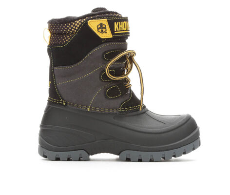 Kids' Khombu Snowtracker 13-6 Winter Boots