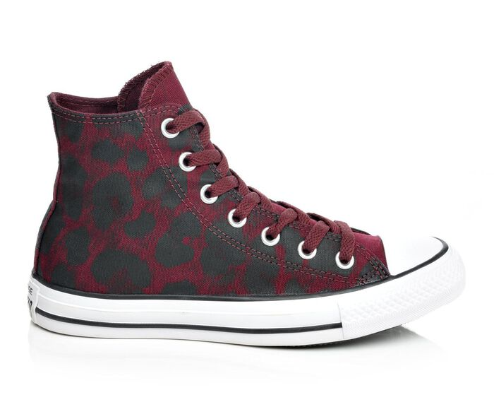 Women's Converse Chuck Taylor All Star Animal Print High Sneakers
