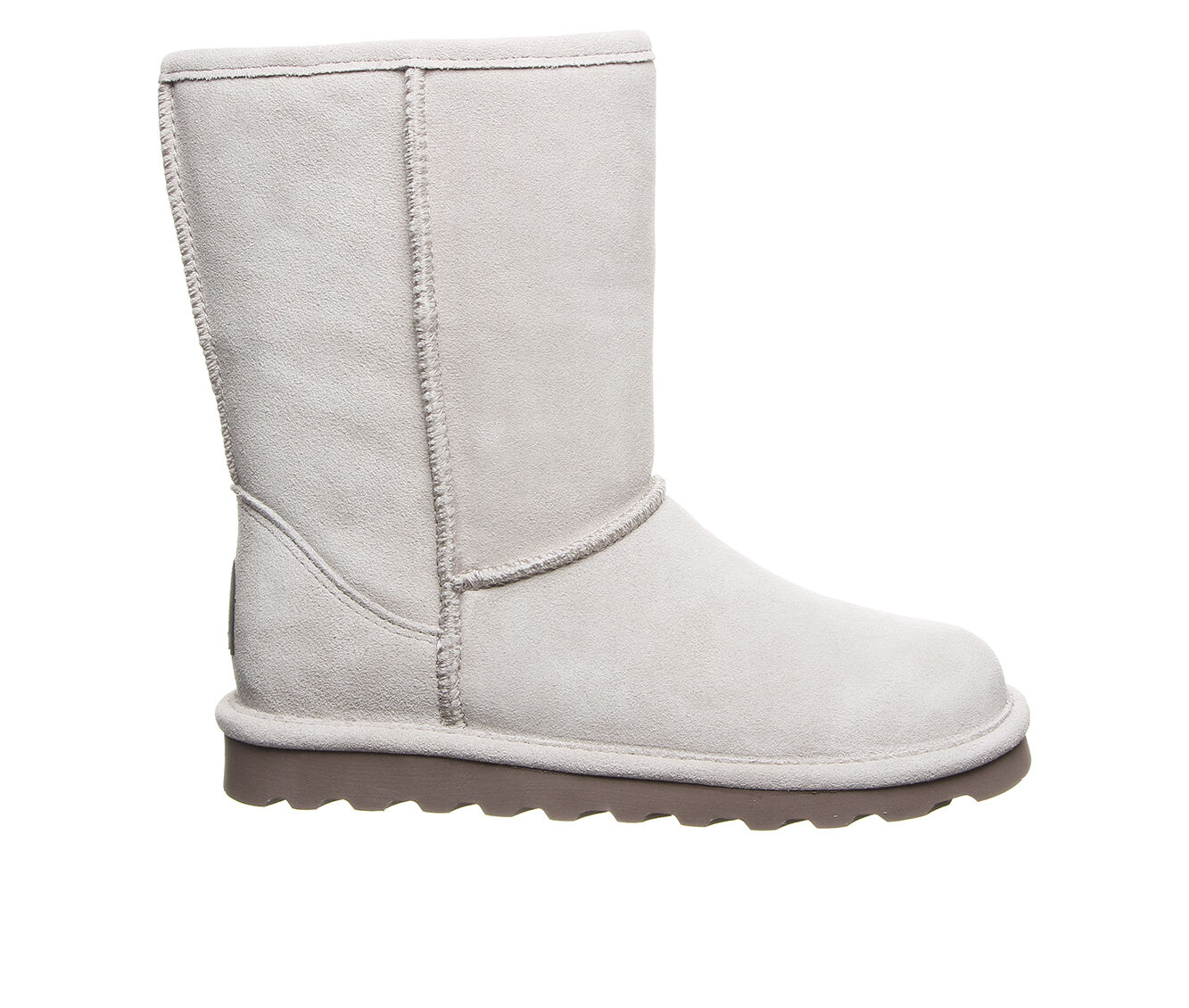 latest Women's Bearpaw Elle Short Boots Winter White