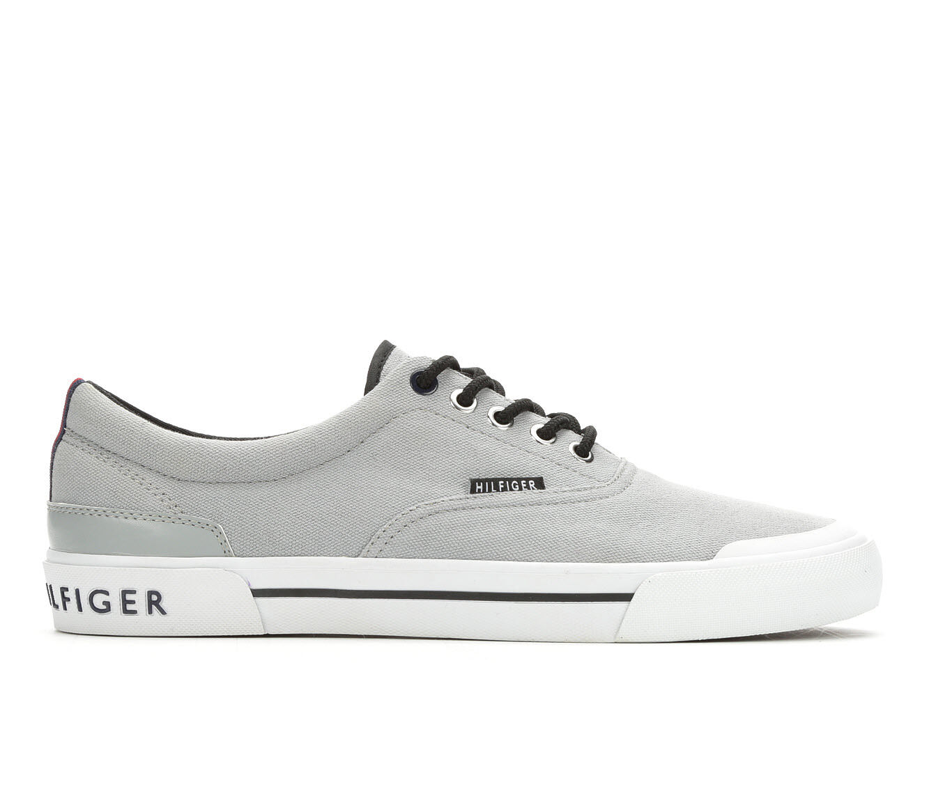 crazy clearance Men's Tommy Hilfiger TM-Pallet Casual Shoes Medium Grey