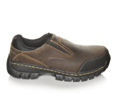 Men's Skechers Work 77066 Hartan Steel Toe Work Shoes