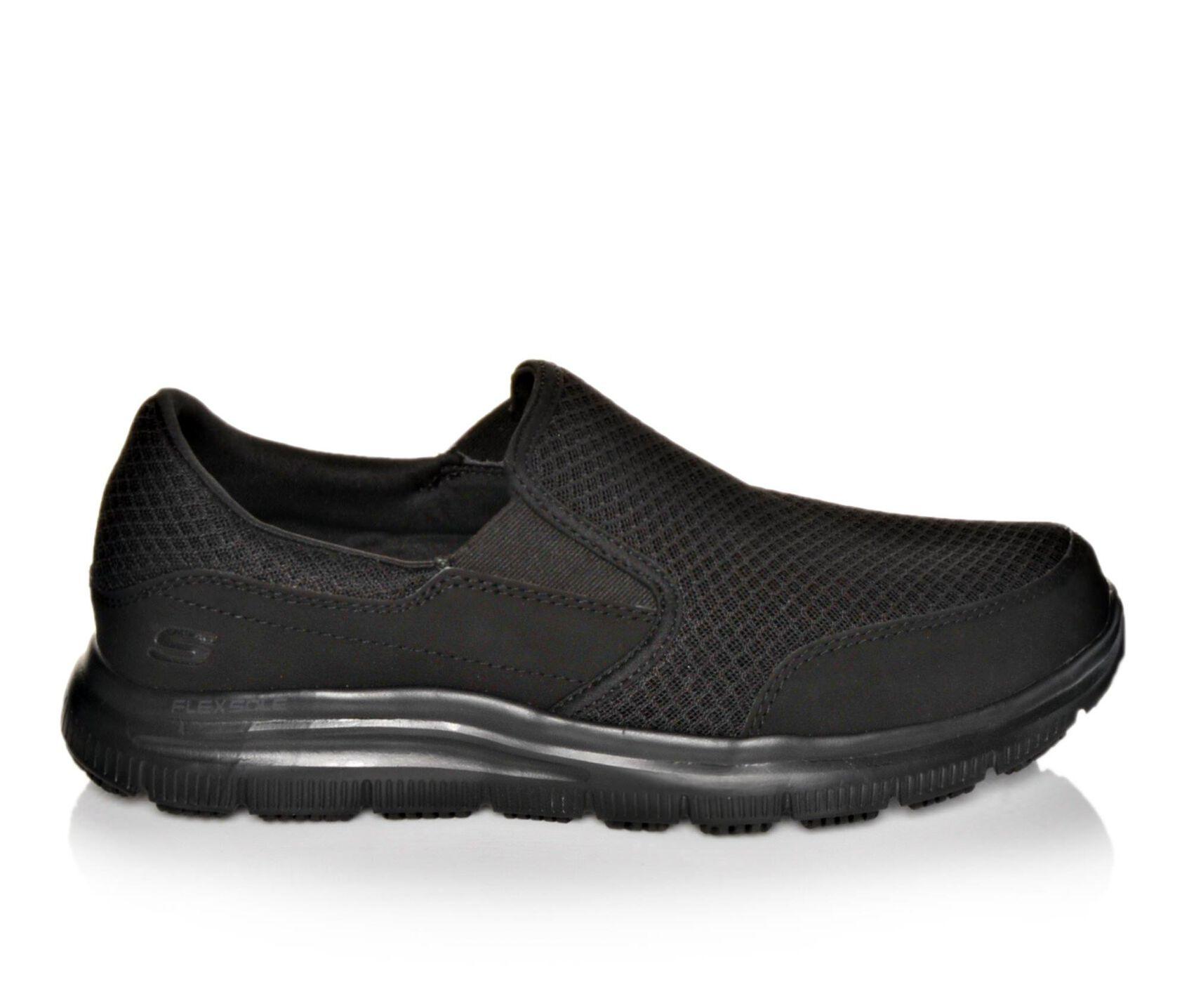 14115ade83a Men's Skechers Work 77048 McAllen Safety Shoes | Shoe Carnival