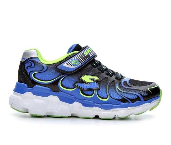 Boys' Skechers S-Lights- Skech-Rayz 10.5-3 Light-Up Sneakers