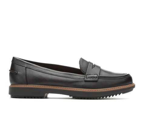 Women's Clarks Raisie Eletta Penny Loafers
