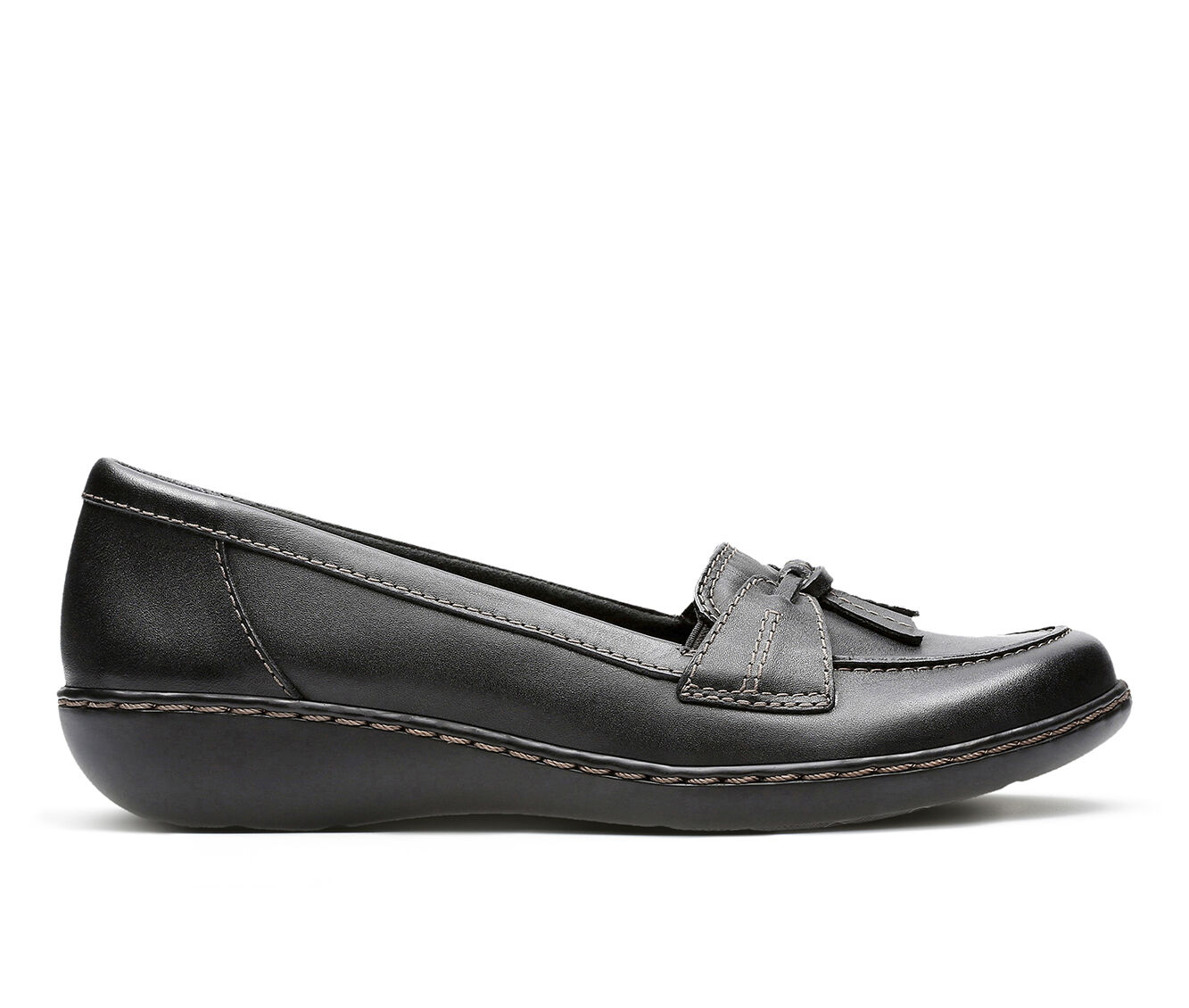 Women's Clarks Ashland Bubble Black
