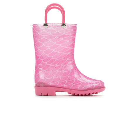 Girls' Capelli New York Infant Rain Boot 1326 5-10 Rain Boots