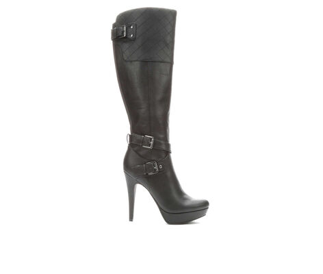 Women's G By Guess Dolli Heeled Platform Boots