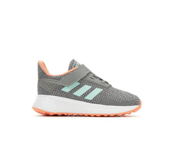 Girls' Adidas Infant & Toddler Duramo Athletic Shoes
