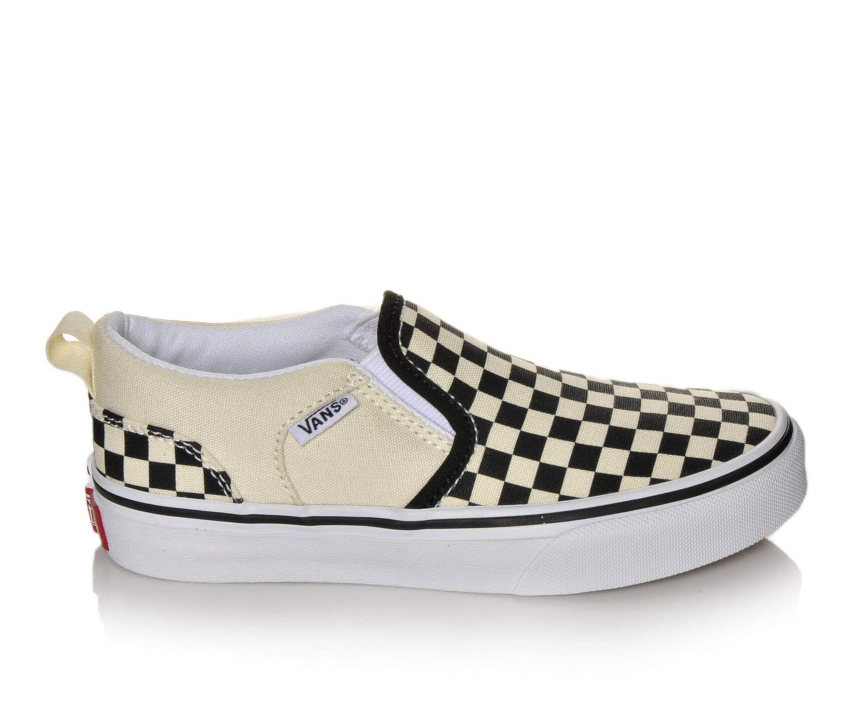 12d063387a56 Boys  Vans Little Kid   Big Kid Asher Slip-On Skate Shoes