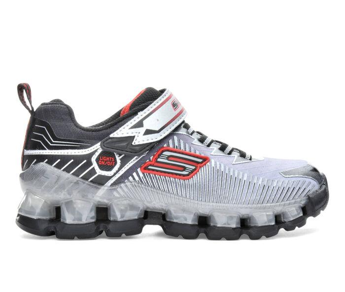Boys' Skechers Flashpod Scoria 10.5-3 Light-Up Sneakers