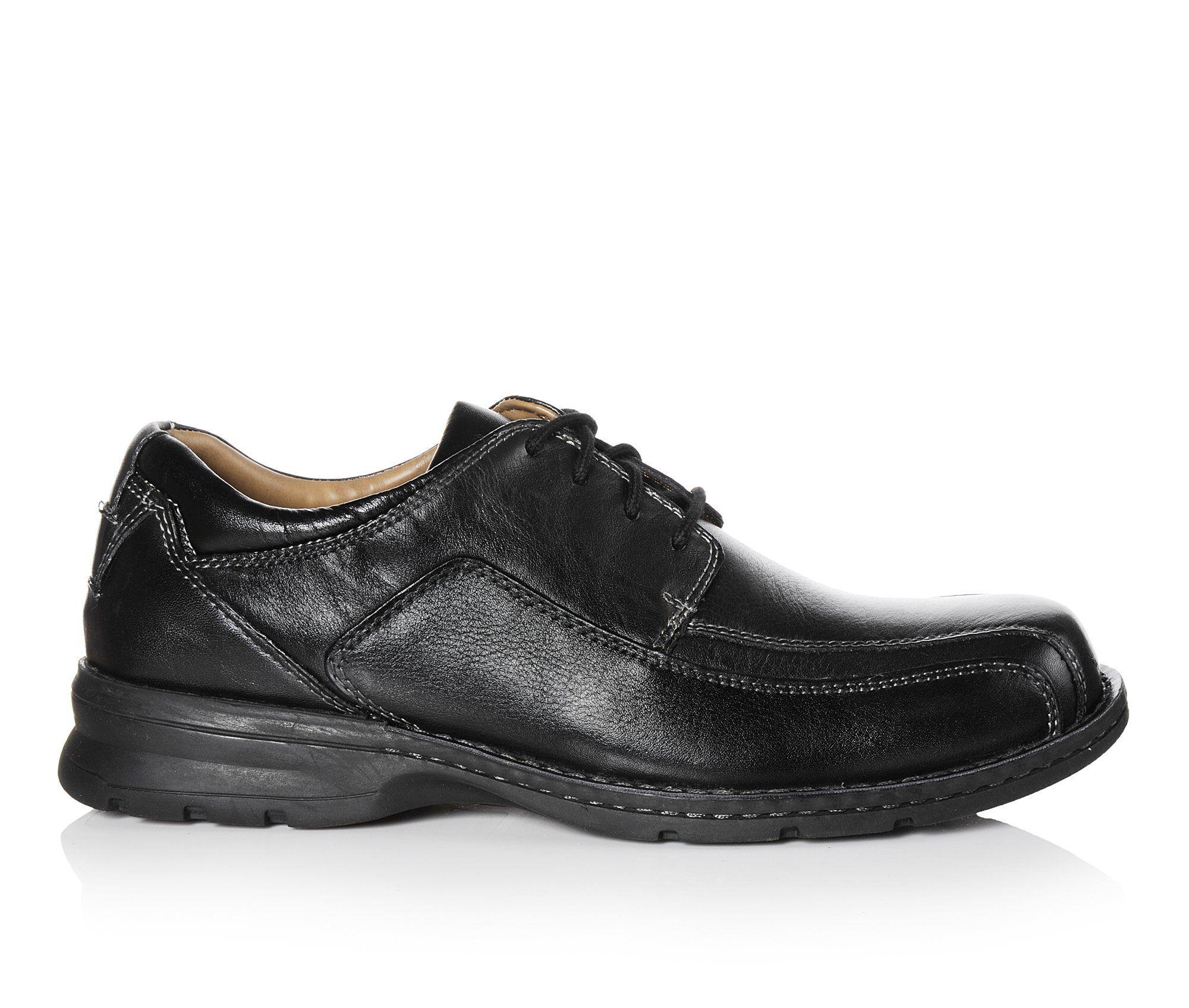 Buying New Men's Dockers Trustee Dress Shoes Black