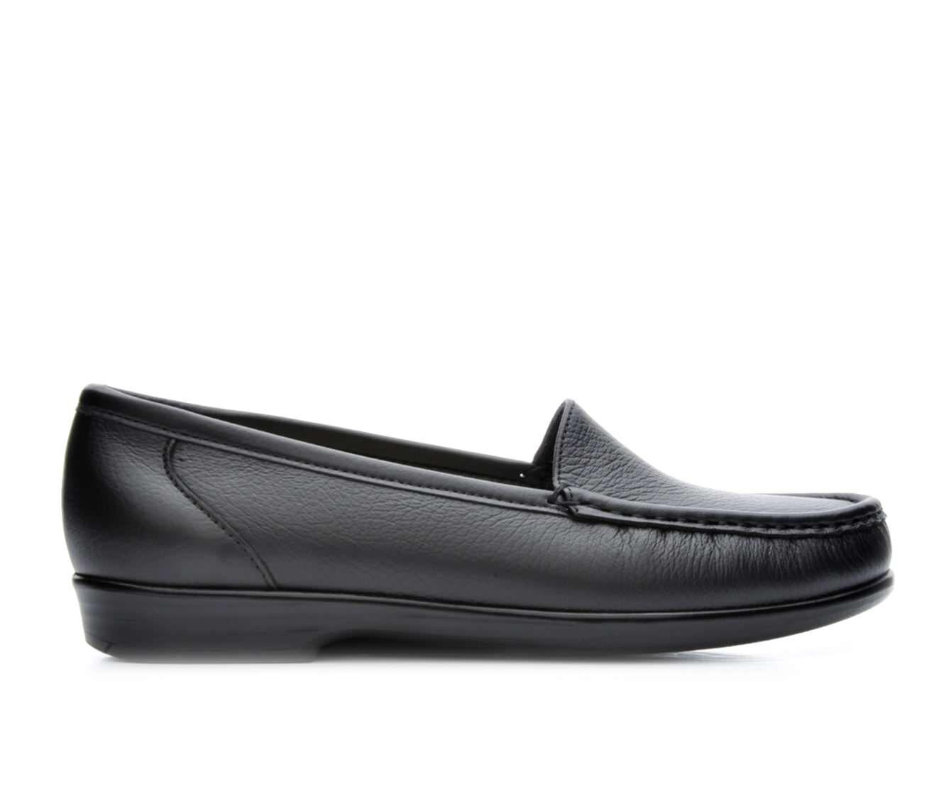 Women's Sas Simplify Loafers Black