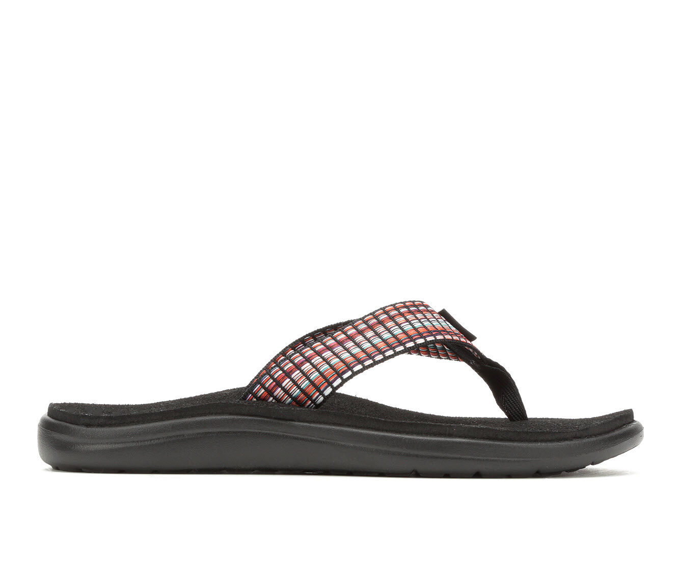 Women's Teva Voya Flip W Sandals Black Multi