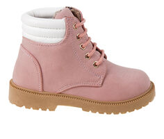 Kids' Rugged Bear Little Kid & Big Kid RB13207M Lace-Up Casual Boots