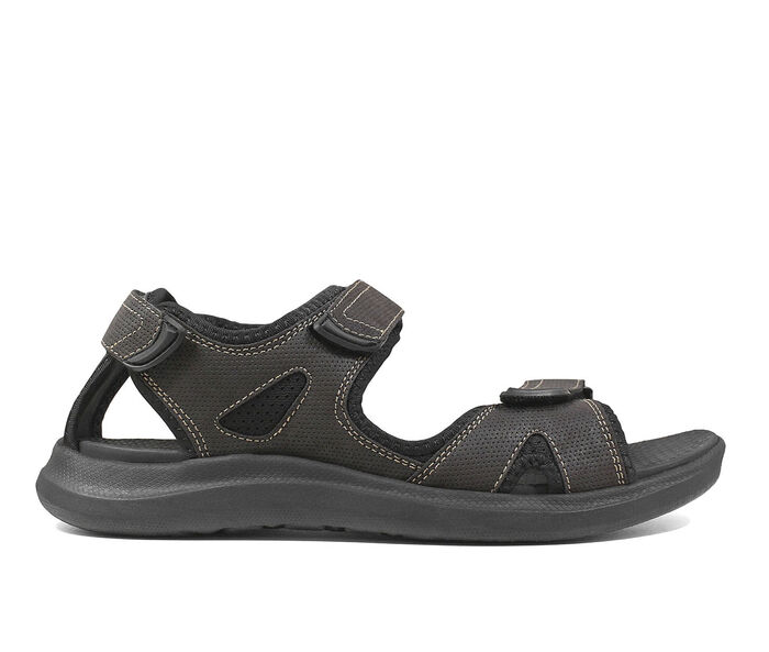 Men's Nunn Bush Rio Vista 3-Strap River Sandal Outdoor Sandals