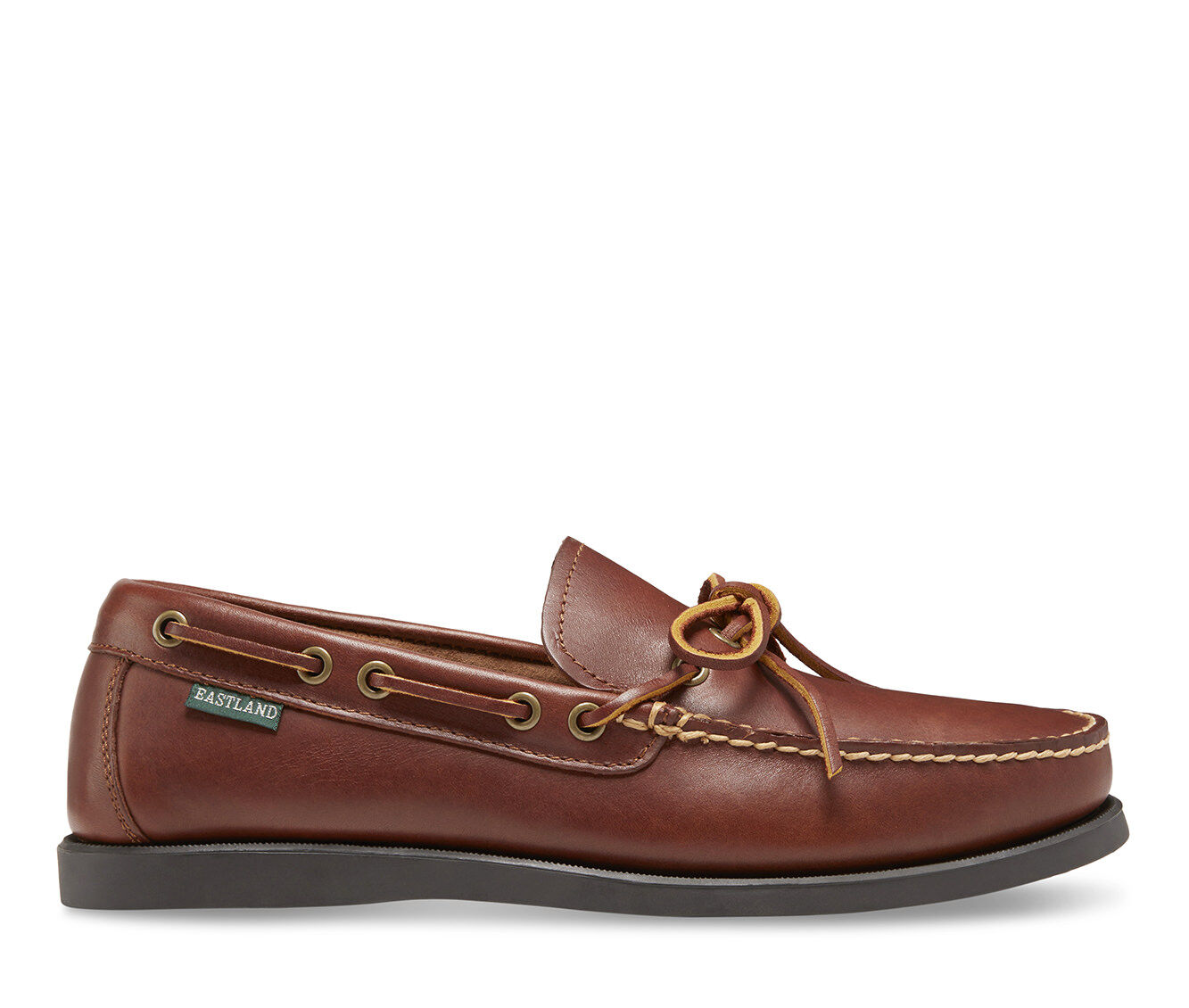 best sell Men's Eastland Yarmouth Boat Shoes Tan