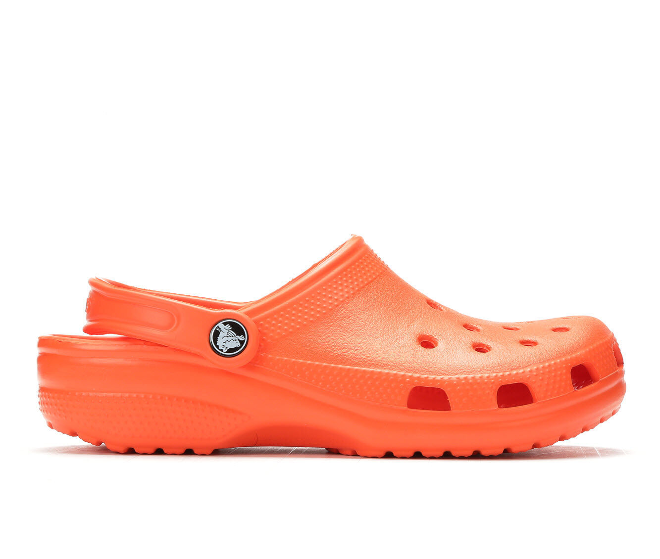 Women's Crocs Classic Clogs Tangerine