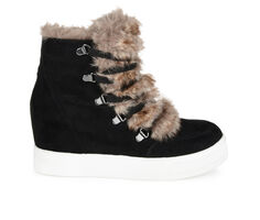 Women's Journee Collection Madge Winter Sneaker Boots