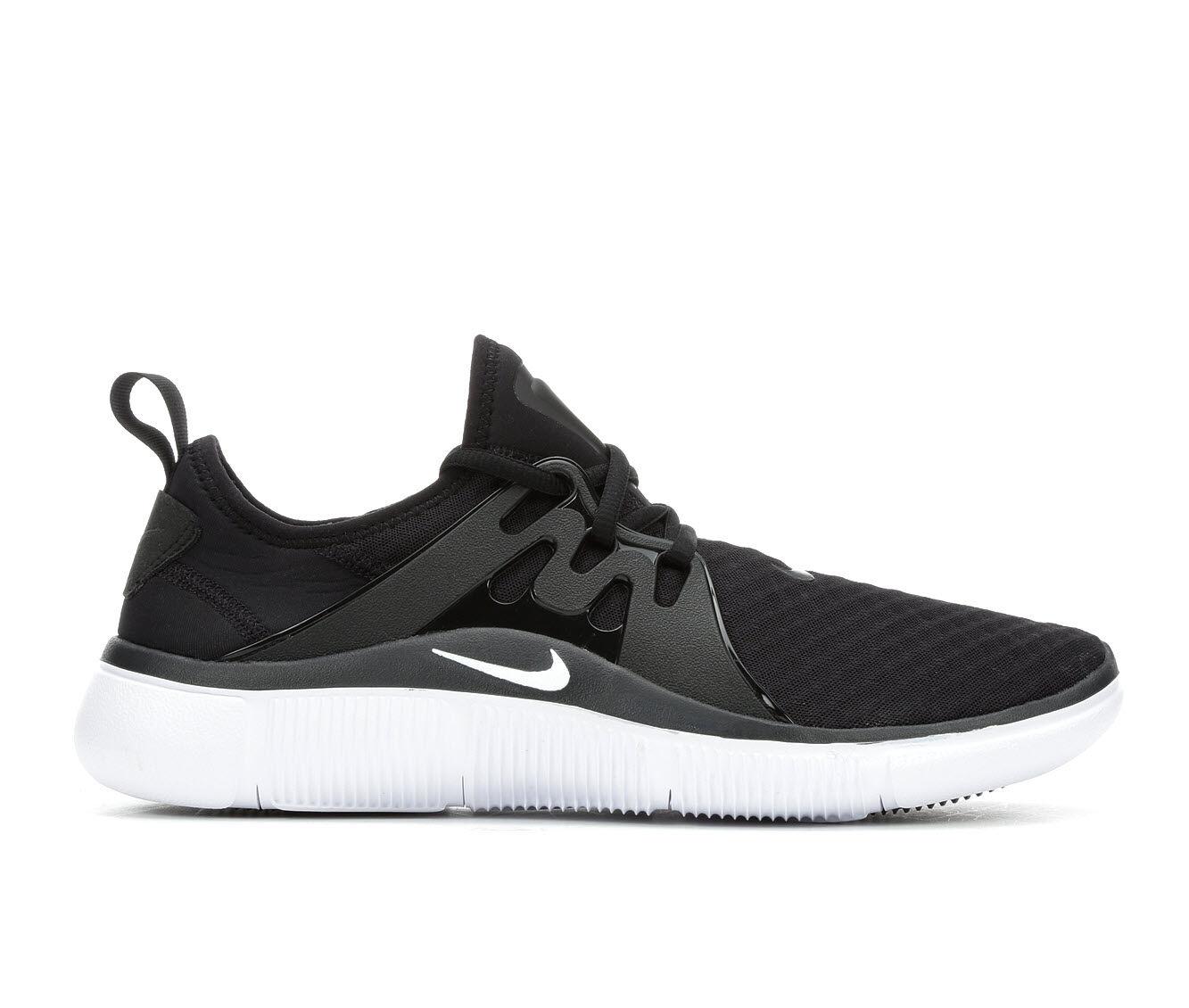 Men's Nike Acalme Sneakers Black/White