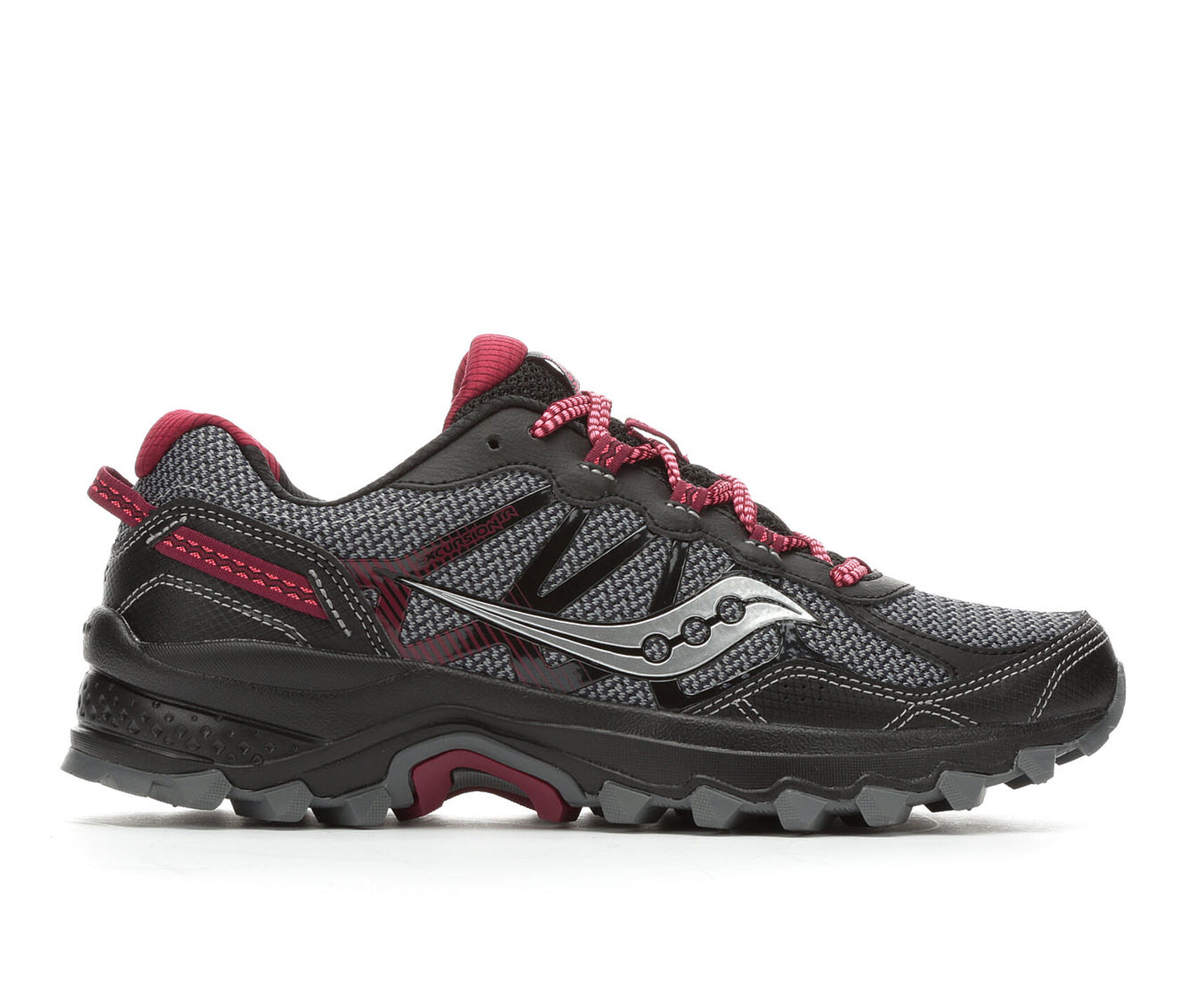 Saucony Women Tr Excursion Running Shoes Pink