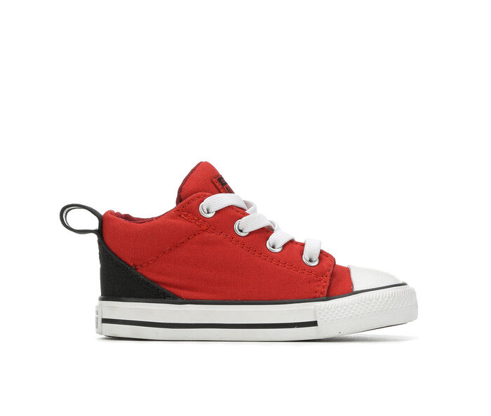 Boys' Converse Infant & Toddler Ollie Mid Sneakers