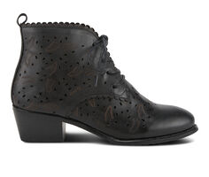 Women's SPRING STEP Giana Lace-Up Booties