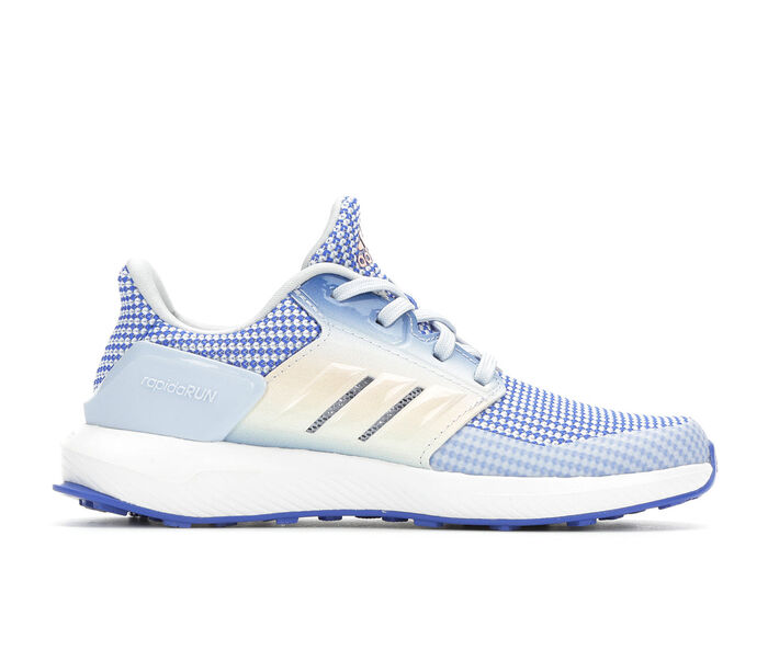 Girls' Adidas Little Kid & Big Kid Rapidrun K Running Shoes