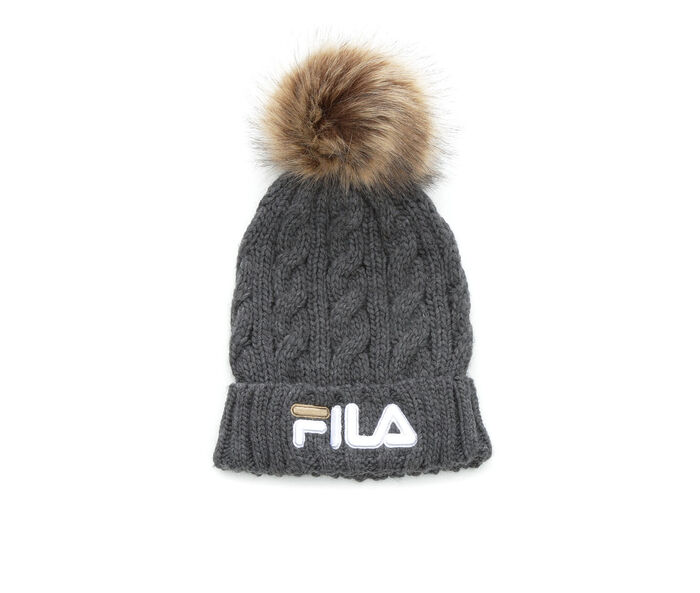 Fila CFD Cable Knit Beanie