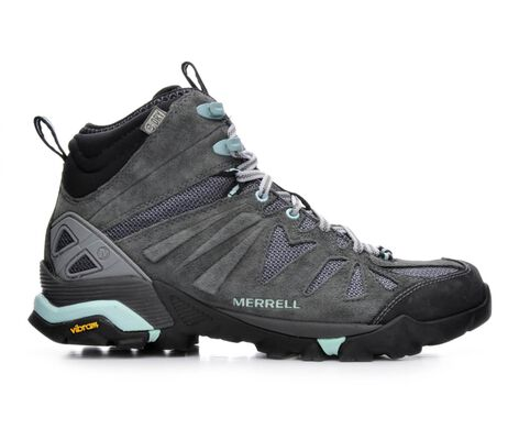 Women's Merrell Capra Mid Hiking Boots