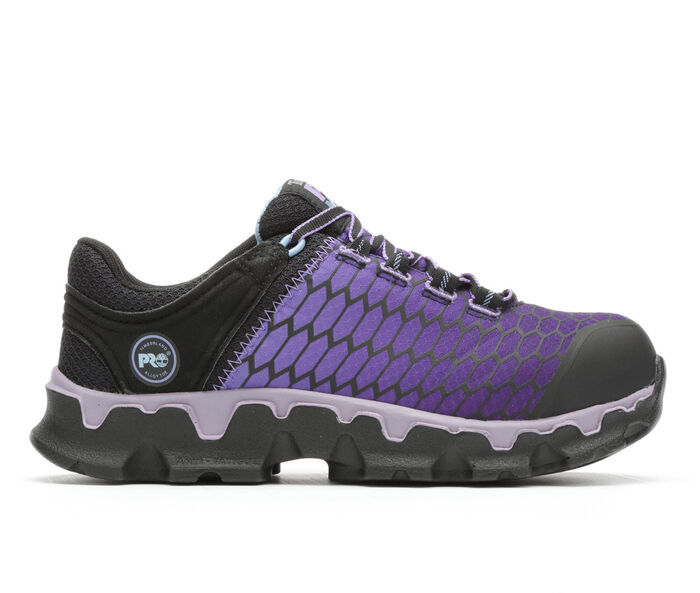 Women's Timberland Pro Powertrain Sport Ladies A1H1S Work Shoes