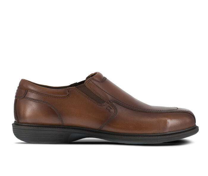 Men's Florsheim Work Coronis Steel Toe Slip On Work Shoes