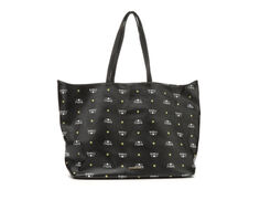 Rampage Studded Wing Logo Tote