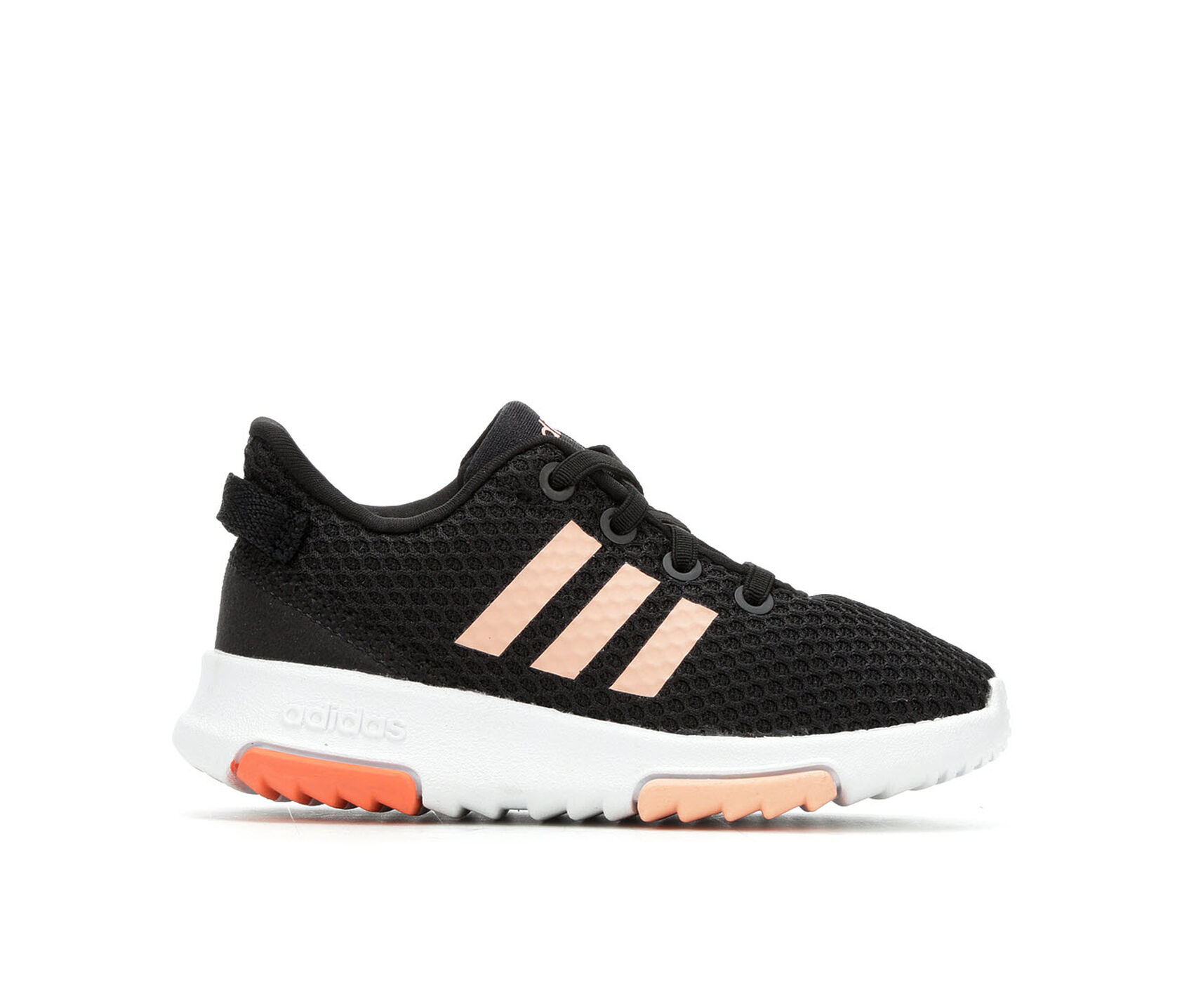 how to buy save up to 80% biggest discount Girls' Adidas Infant & Toddler Racer TR Athletic Shoes