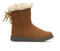 Girls' Unr8ed Little Kid & Big Kid Gaby Faux Fur Boots