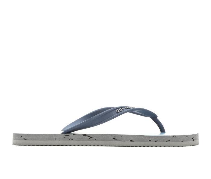Men's Guy Harvey Cayman Marlin Jump Flip-Flops