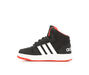 Boys' Adidas Infant & Toddler Hoops Mid Basketball Sneakers