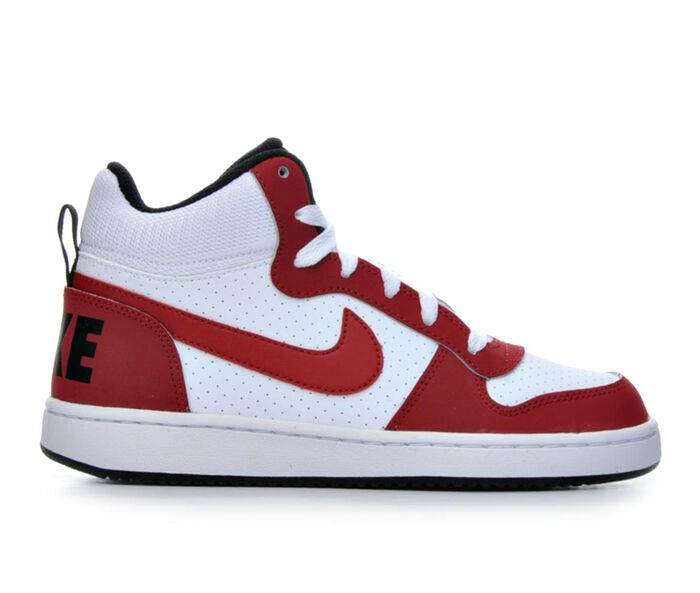 Boys' Nike Court Borough Mid 3.5-7 Sneakers