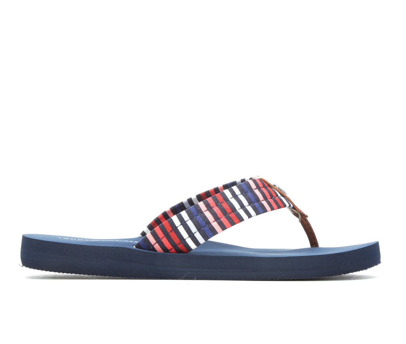 Women's Tommy Hilfiger Chimy Sandals Pink Multi