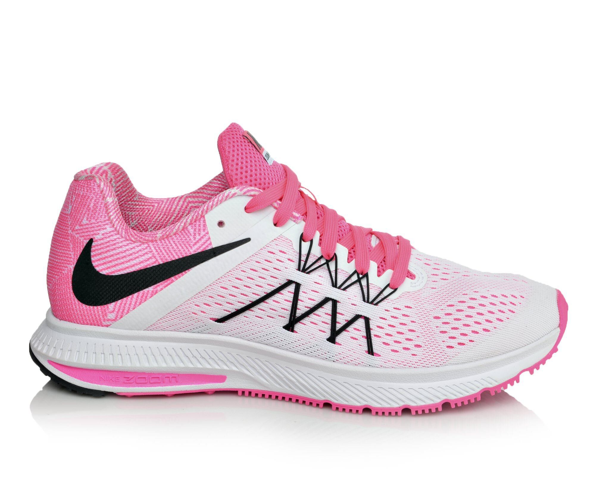buy online 99462 7da65 ... promo code for 2 gold sky blue womens nike zoom winflo 3 premium  running shoes 3bab3