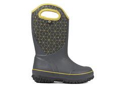 Kids' Bogs Footwear Toddler & Little Kid & Big Kid Slushie Web Geo Rain Boots