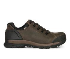 Men's Bogs Footwear Foundation Leather Low Soft Toe Work Shoes