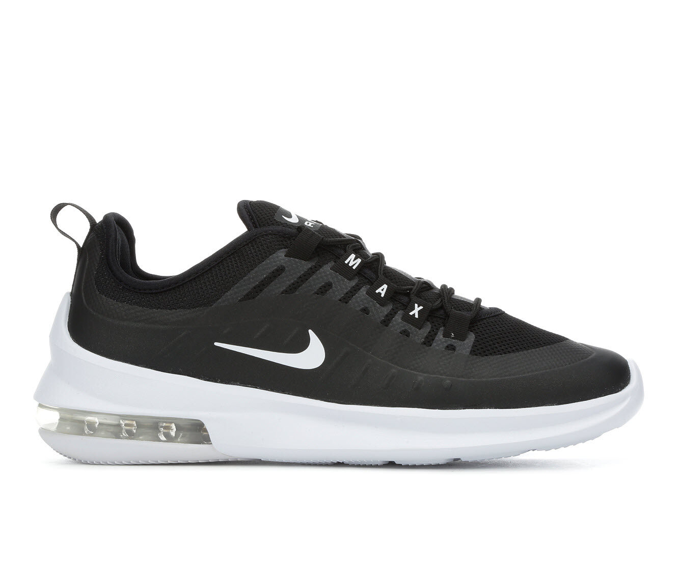 Men's Nike Air Max Axis Running Shoes Blk/Wht 003