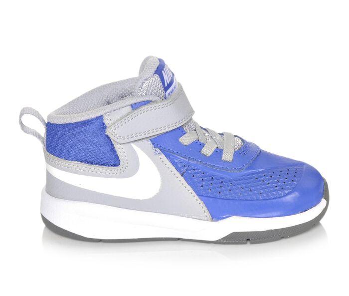 Boys' Nike Infant Team Hustle D7 Basketball Shoes