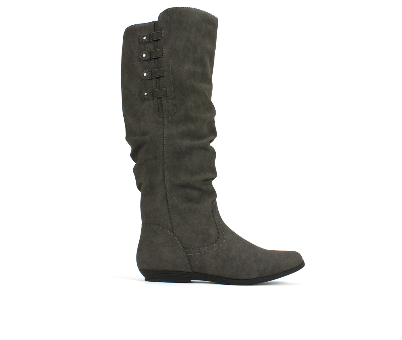 buy classic Women's Cliffs Francie Riding Boots Charcoal