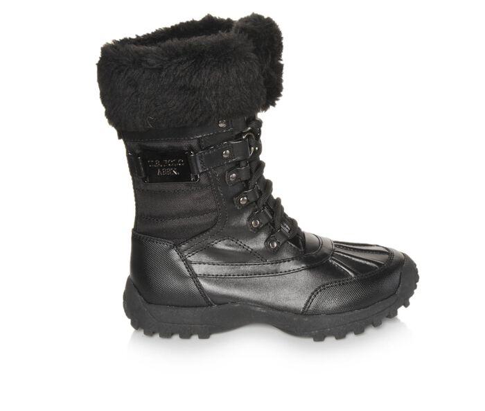 Girls' US Polo Assn Devi 11-4 Boots